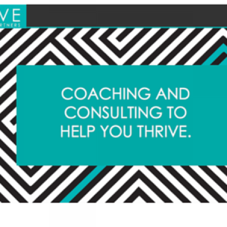 logo thrive partners